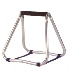 Apico A-stand fold away trials bike stand